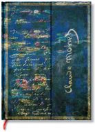 Paperblanks Monet (Water Lilies), Letter to Morisot Ultra UNLINED