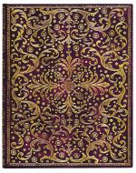Paperblanks Aurelia Royal Purple Ultra DOT-GRID.