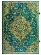 Paperblanks Turquoise Chronicles Grande UNLINED (NEW)