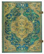 Paperblanks Turquoise Chronicles Ultra LINED (NEW).