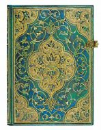 Paperblanks Turquoise Chronicles Midi LINED