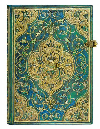 Paperblanks Turquoise Chronicles Midi (NEW)