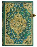 Paperblanks Turquoise Chronicles Mini LINED