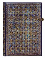 Paperblanks River Cascade - Blue Rhine Midi UNLINED