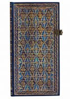 Paperblanks River Cascade - Blue Rhine Slim LINED