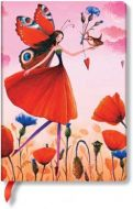 Paperblanks Mila Marquis - Poppy Field Midi LINED