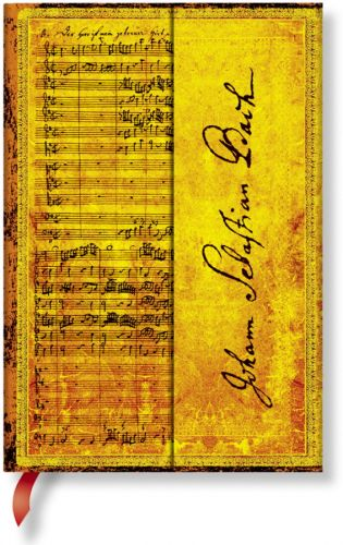 Paperblanks Bach, Cantata BWV 112 Mini LINED