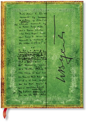 Paperblanks Yeats, Easter 1916 Ultra LINED (LIMITED EDITION)