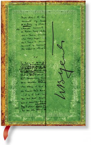 Paperblanks Yeats, Easter 1916 Mini LINED (LIMITED EDITION)