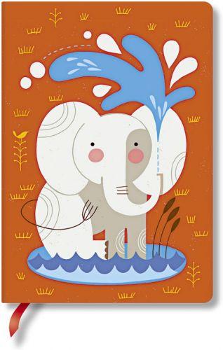 Paperblanks Tracy Walker Baby Elephant Midi