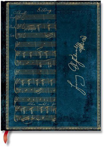 Paperblanks Schubert, Erlkonig Ultra UNLINED (BO1L)