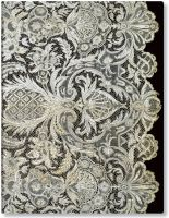Paperblanks Address Book - Ivory Veil Ultra.