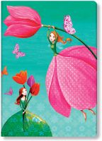 Paperblanks Address Book - Joyous Spring Midi