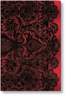 Paperblanks Address Book - Rouge Boudoir Mini.