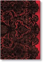 Paperblanks Address Book - Rouge Boudoir Mini