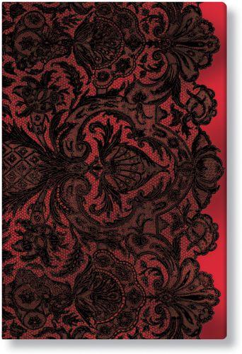 Paperblanks Address Book - Rouge Boudoir Mini
