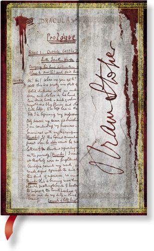 Paperblanks Bram Stoker, Dracula Mini