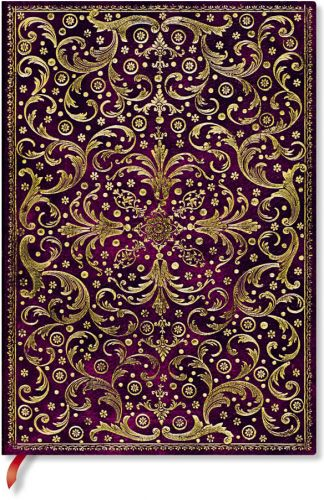 Paperblanks Aurelia Royal Purple Grande UNLINED