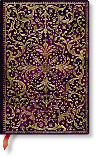 Paperblanks Aurelia Royal Purple Mini LINED