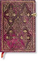 Paperblanks Fall Filigree Amaranth Mini