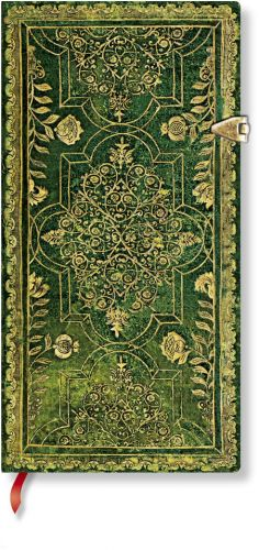 Paperblanks Fall Filigree Juniper Slim LINED
