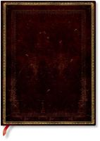 Paperblanks Flexis Black Moroccan Ultra 176pp SOFTCOVER (NEW)