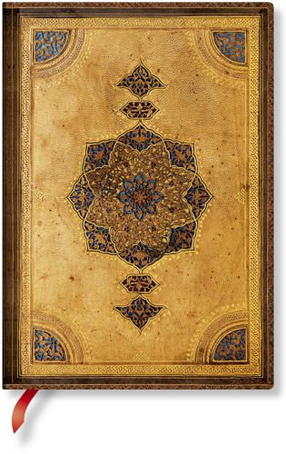 Paperblanks Flexis Safavid Midi 240pp SOFTCOVER LINED