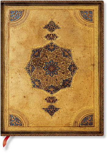 Paperblanks Flexis Safavid Ultra 240pp SOFTCOVER LINED