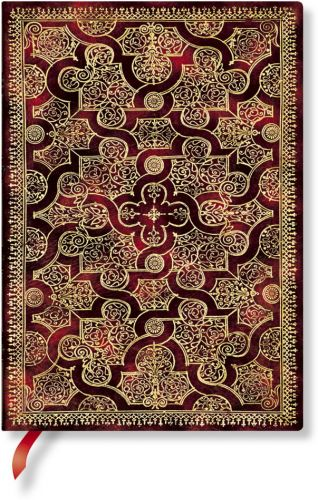 Paperblanks Flexis Mystique Midi 176pp SOFTCOVER