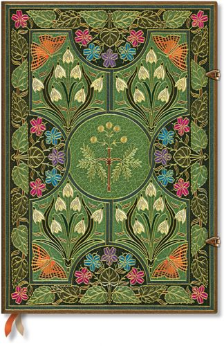 Paperblanks Poetry in Bloom Grande UNLINED
