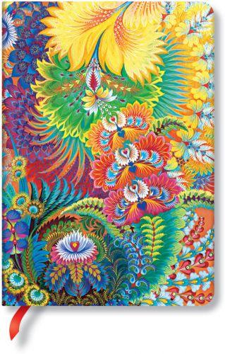 Paperblanks Olenas Garden - Dayspring Midi (NEW).