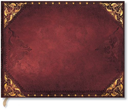 Paperblanks New Romantics - Urban Glam Guest Book UNLINED (BO1U)