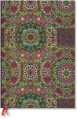 Paperblanks Sacred Tibetan Textiles - Padma Grande UNLINED
