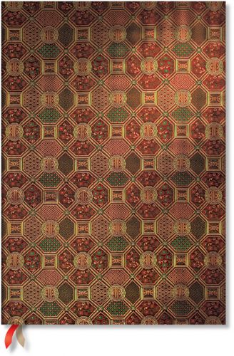 Paperblanks Sacred Tibetan Textiles - Mandala Grande UNLINED