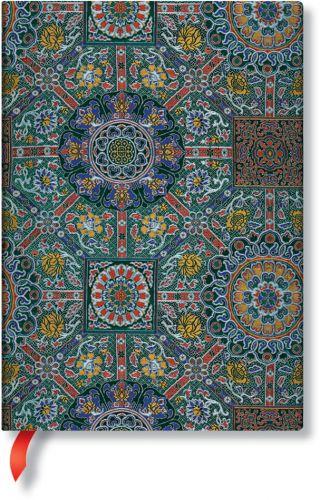Paperblanks Sacred Tibetan Textiles - Padma Midi
