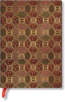 Paperblanks Sacred Tibetan Textiles - Mandala Midi UNLINED
