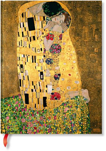 Paperblanks Klimt's 100th Anniversary - The Kiss Ultra LINED (NEW)