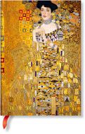 Paperblanks Klimt's 100th Anniversary - Portrait of Adele Midi LINED (NEW)