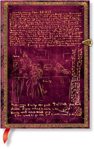 Paperblanks Bronte Sisters Special Edition Midi (NEW)