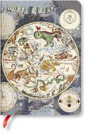 Paperblanks Celestial Planisphere Midi LINED