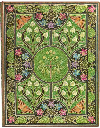 Paperblanks Flexis Poetry in Bloom Ultra 176pp SOFTCOVER
