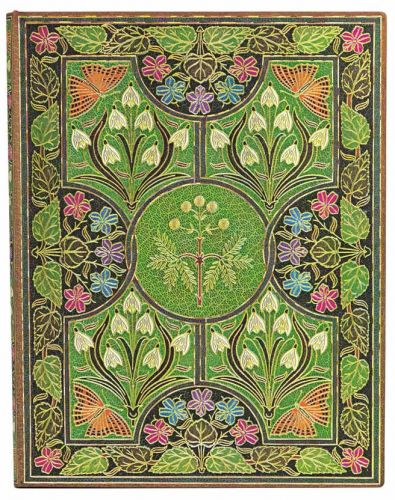 Paperblanks Flexis Poetry in Bloom Ultra 240pp SOFTCOVER
