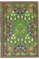 Paperblanks Flexis Poetry in Bloom Mini 176pp SOFTCOVER UNLINED.