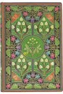 Paperblanks Flexis Poetry in Bloom Mini 240pp SOFTCOVER UNLINED.