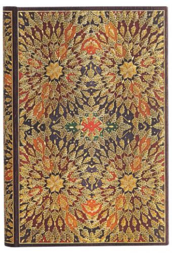 Paperblanks Fire Flowers Mini