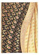 Paperblanks Varanasi Silks - Siyah Midi UNLINED