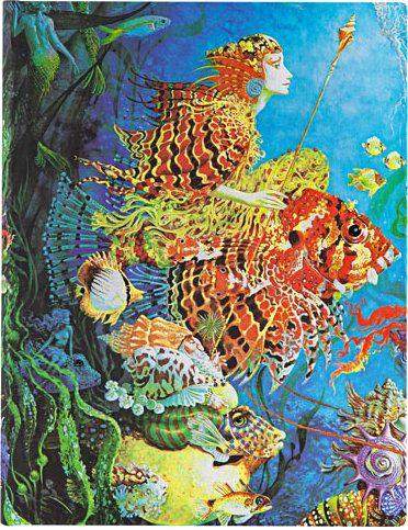 Paperblanks Sea Fantasies Ultra UNLINED