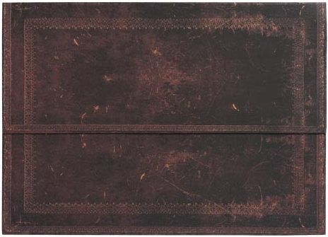 Paperblanks Black Moroccan Bold A4 Document Folder (NEW)