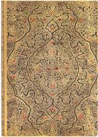 Paperblanks Arabic Artistry - Zahra Midi UNLINED (NEW)