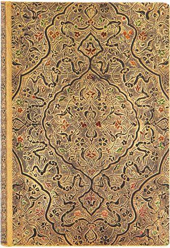 Paperblanks Arabic Artistry - Zahra Mini